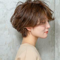 スポーツ アウトドア デート オフィス ヘアスタイルや髪型の写真・画像