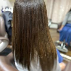 ロング 髪質改善カラー 髪質改善トリートメント 髪質改善 ヘアスタイルや髪型の写真・画像