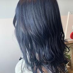 ブリーチカラー ナチュラル ダブルカラー 透明感カラー ヘアスタイルや髪型の写真・画像