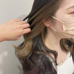 韓国ヘア 大人かわいい ロング エレガント ヘアスタイルや髪型の写真・画像