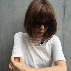 簡単ヘアアレンジ エフォートレス ヘアアレンジ アウトドア ヘアスタイルや髪型の写真・画像