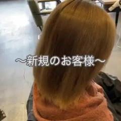 ハイライト ナチュラル コントラストハイライト 3Dハイライト ヘアスタイルや髪型の写真・画像
