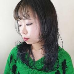 マッシュウルフ ウルフカット レイヤーカット ウルフ ヘアスタイルや髪型の写真・画像