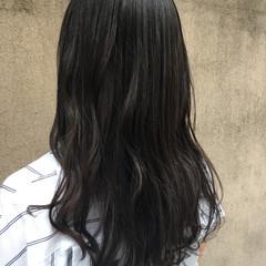 秋 デート 女子力 ロング ヘアスタイルや髪型の写真・画像
