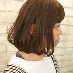 ガーリー 透明感 女子力 3Dカラー ヘアスタイルや髪型の写真・画像