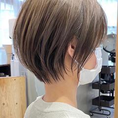 ショート ショートヘア ショートボブ マッシュショート ヘアスタイルや髪型の写真・画像
