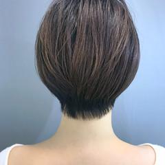 黒髪 簡単スタイリング ショートヘア ショート ヘアスタイルや髪型の写真・画像