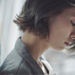 アンニュイほつれヘア オーガニックカラー ナチュラル オーガニックアッシュ ヘアスタイルや髪型の写真・画像