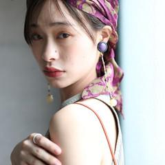 ショートヘア 名古屋市 ミニボブ 簡単スタイリング ヘアスタイルや髪型の写真・画像