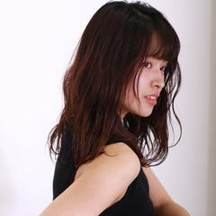 デート ヘアアレンジ ミディアム 簡単ヘアアレンジ ヘアスタイルや髪型の写真・画像