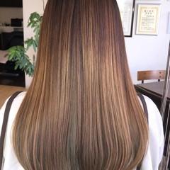 ナチュラル 美髪 髪の病院 ロング ヘアスタイルや髪型の写真・画像