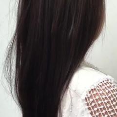 透明感 秋 ハイライト 外国人風 ヘアスタイルや髪型の写真・画像