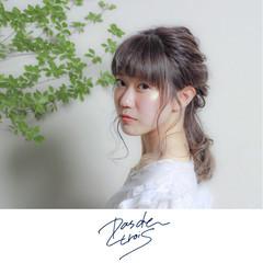 ナチュラル ロング 髪質改善 ヘアアレンジ ヘアスタイルや髪型の写真・画像