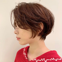 ショート ショートボブ 大人ショート ショートヘア ヘアスタイルや髪型の写真・画像