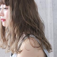 前髪あり 外国人風 ヘアアレンジ ロング ヘアスタイルや髪型の写真・画像