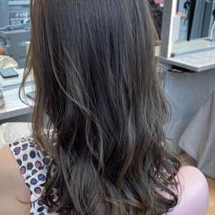 大人ハイライト 美髪 透明感カラー ロング ヘアスタイルや髪型の写真・画像