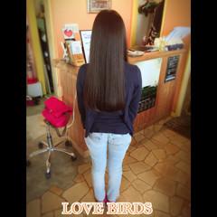 モテ髪 黒髪 ナチュラル 艶髪 ヘアスタイルや髪型の写真・画像