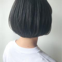 ゆるふわ モテ髪 ショートボブ 大人かわいい ヘアスタイルや髪型の写真・画像