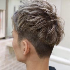坊主 ストリート ショート メンズ ヘアスタイルや髪型の写真・画像