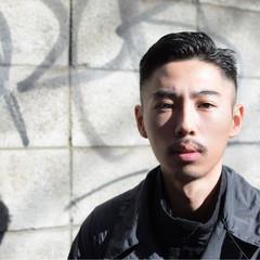 刈り上げ 黒髪 ショート ボーイッシュ ヘアスタイルや髪型の写真・画像