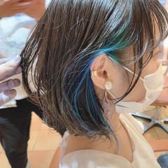 ショートボブ ボブ コンサバ ショートヘア ヘアスタイルや髪型の写真・画像