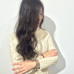 外国人風 ゆるふわ ストリート ハイライト ヘアスタイルや髪型の写真・画像