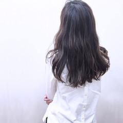 パーマ セミロング 外国人風 大人かわいい ヘアスタイルや髪型の写真・画像