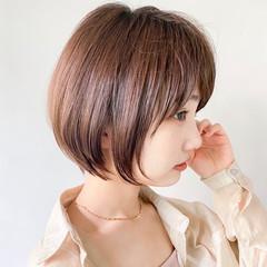 ショートボブ ウルフカット ショート ベリーショート ヘアスタイルや髪型の写真・画像