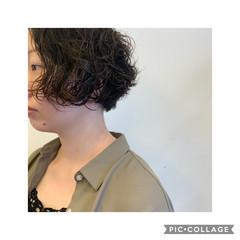 ベリーショート ショートボブ モード ショートヘア ヘアスタイルや髪型の写真・画像