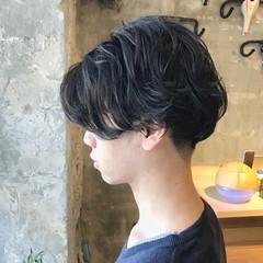 ストリート ショート 刈り上げ 坊主 ヘアスタイルや髪型の写真・画像
