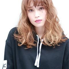 グラデーションカラー 渋谷系 ニュアンス ストリート ヘアスタイルや髪型の写真・画像