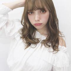 外国人風 デート 外国人風カラー パーマ ヘアスタイルや髪型の写真・画像