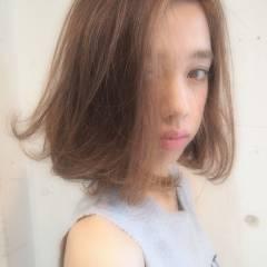 グラデーションカラー ストレート 秋 ストリート ヘアスタイルや髪型の写真・画像