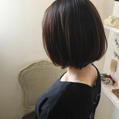 ナチュラル 女子力 ストレート オフィス ヘアスタイルや髪型の写真・画像