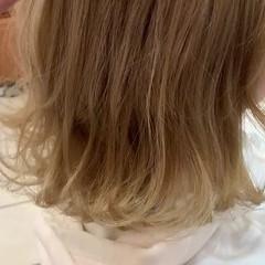 大人かわいい 外国人風 アンニュイほつれヘア ミディアム ヘアスタイルや髪型の写真・画像