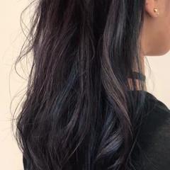 ストリート ウェーブ モード アンニュイ ヘアスタイルや髪型の写真・画像