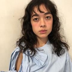 パーマ 外国人風パーマ フェミニン スパイラルパーマ ヘアスタイルや髪型の写真・画像