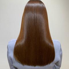 髪質改善トリートメント ブラウンベージュ 髪質改善 イルミナカラー ヘアスタイルや髪型の写真・画像