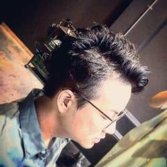 ショート 坊主 刈り上げ パーマ ヘアスタイルや髪型の写真・画像