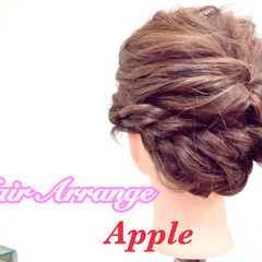 こなれ感 フェミニン 簡単ヘアアレンジ 大人かわいい ヘアスタイルや髪型の写真・画像