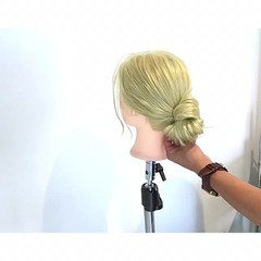 ロング 色気 ヘアアレンジ フェミニン ヘアスタイルや髪型の写真・画像
