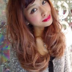 パンク コンサバ 春 ゆるふわ ヘアスタイルや髪型の写真・画像