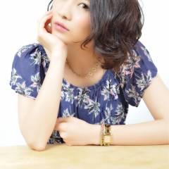 ナチュラル かっこいい 甘辛MIX 大人かわいい ヘアスタイルや髪型の写真・画像