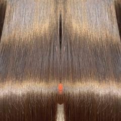 最新トリートメント 髪質改善トリートメント ロング 髪質改善 ヘアスタイルや髪型の写真・画像