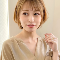アンニュイほつれヘア 髪質改善トリートメント イルミナカラー ナチュラル ヘアスタイルや髪型の写真・画像