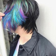 ショート ショートヘア ショートボブ ストリート ヘアスタイルや髪型の写真・画像