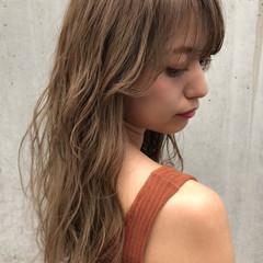 ロング エレガント デート 簡単ヘアアレンジ ヘアスタイルや髪型の写真・画像