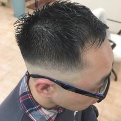 スキンフェード フェードカット 刈り上げ ツーブロック ヘアスタイルや髪型の写真・画像