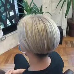 デザインカラー メンズ メンズカラー ストリート ヘアスタイルや髪型の写真・画像