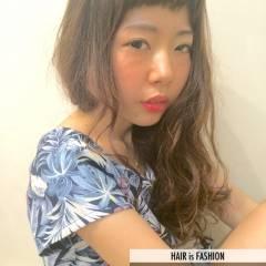 ナチュラル ふんわり モテ髪 可愛い ヘアスタイルや髪型の写真・画像